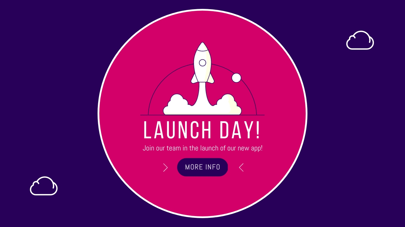 Launch Day - Twitter Ad Template
