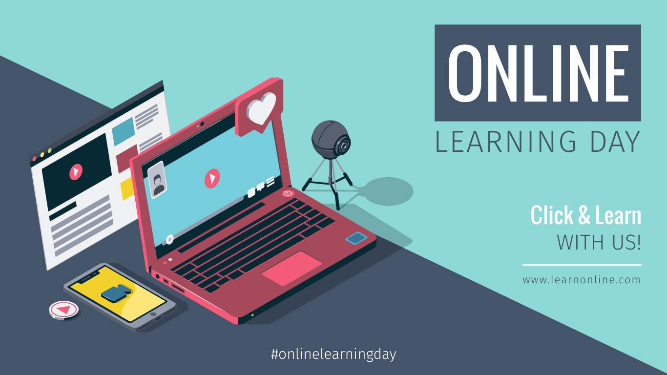 Learning Day Highlight Animated Wide Template