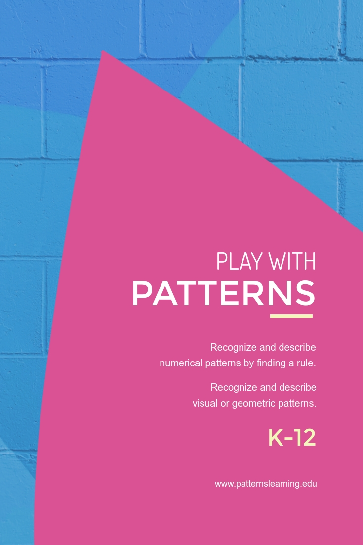 Learning Patterns Template
