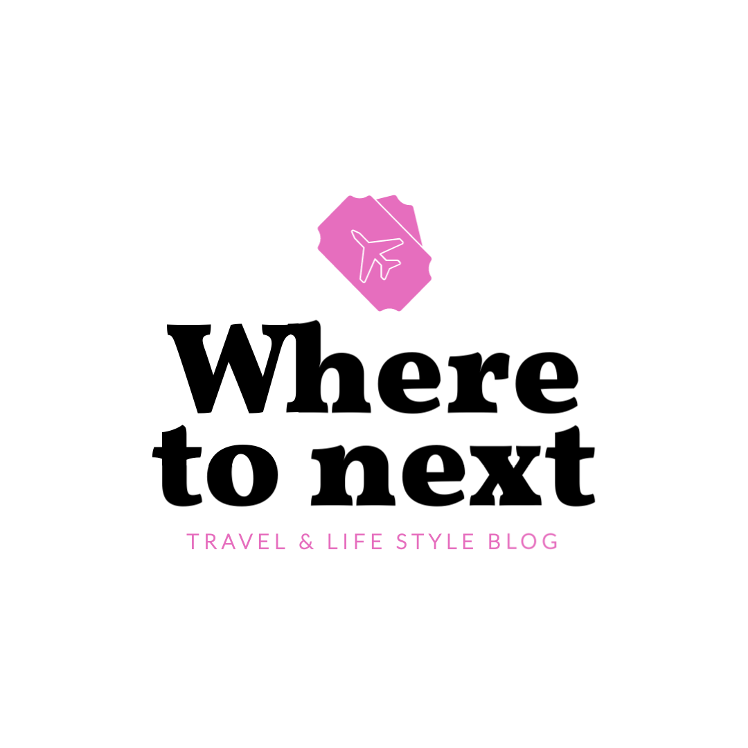 Lifestyle and Travel Blog - Logo Template