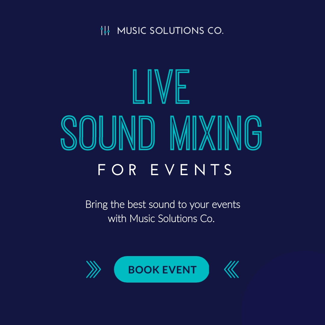 Live Sound Mixing Square Template