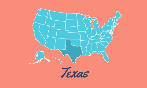 Locate States Flashcard Template