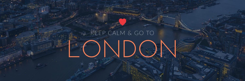 London Twitter Header Template