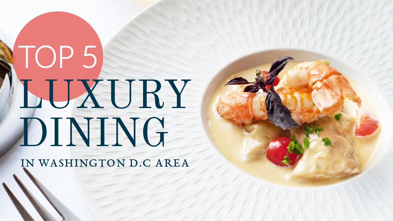 Luxury Dining Youtube Video Cover Template