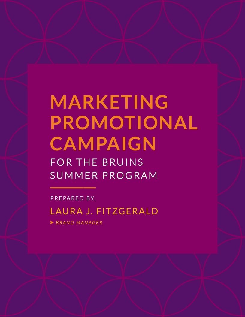 Marketing - Communication Plan Template