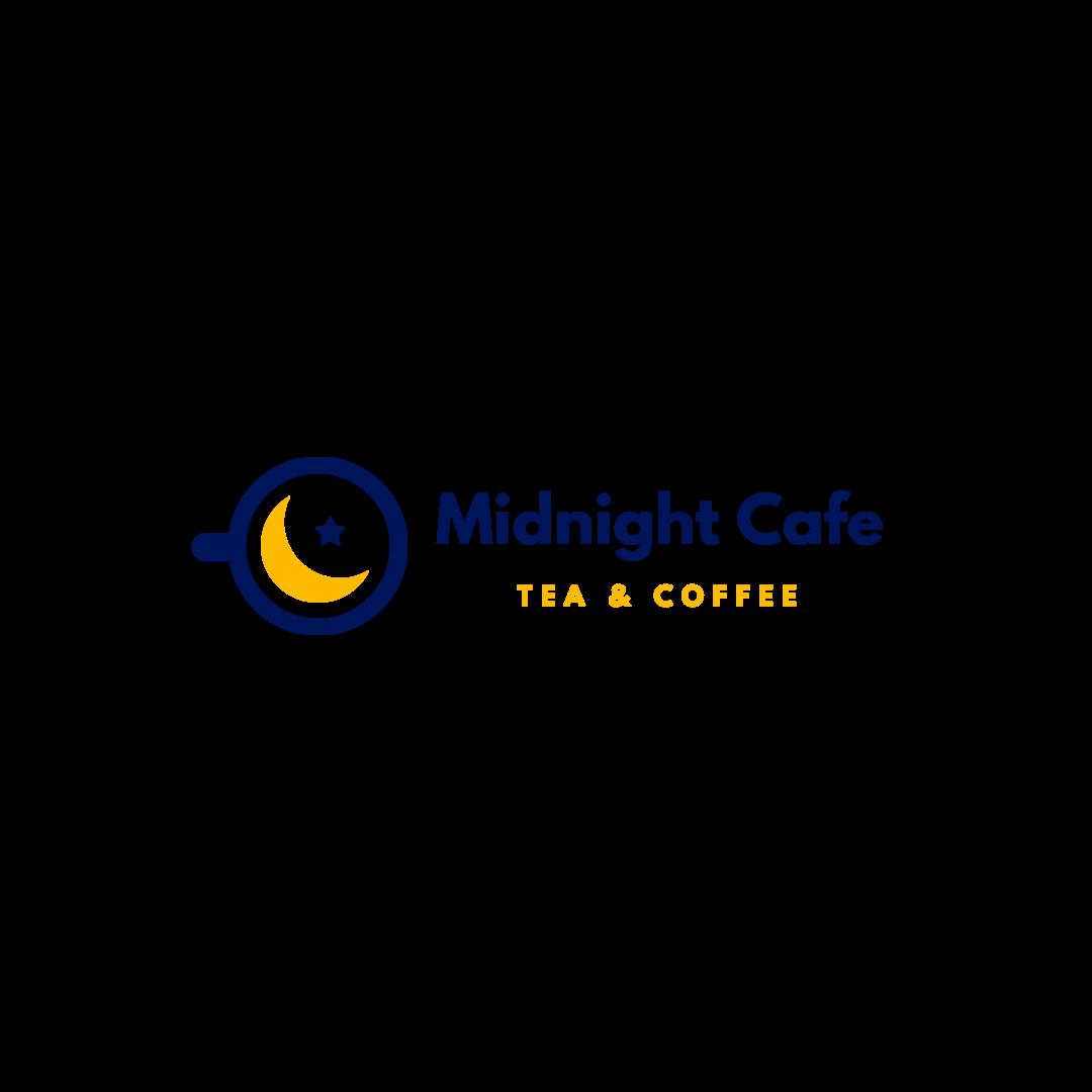 Midnight Cafe - Logo Template