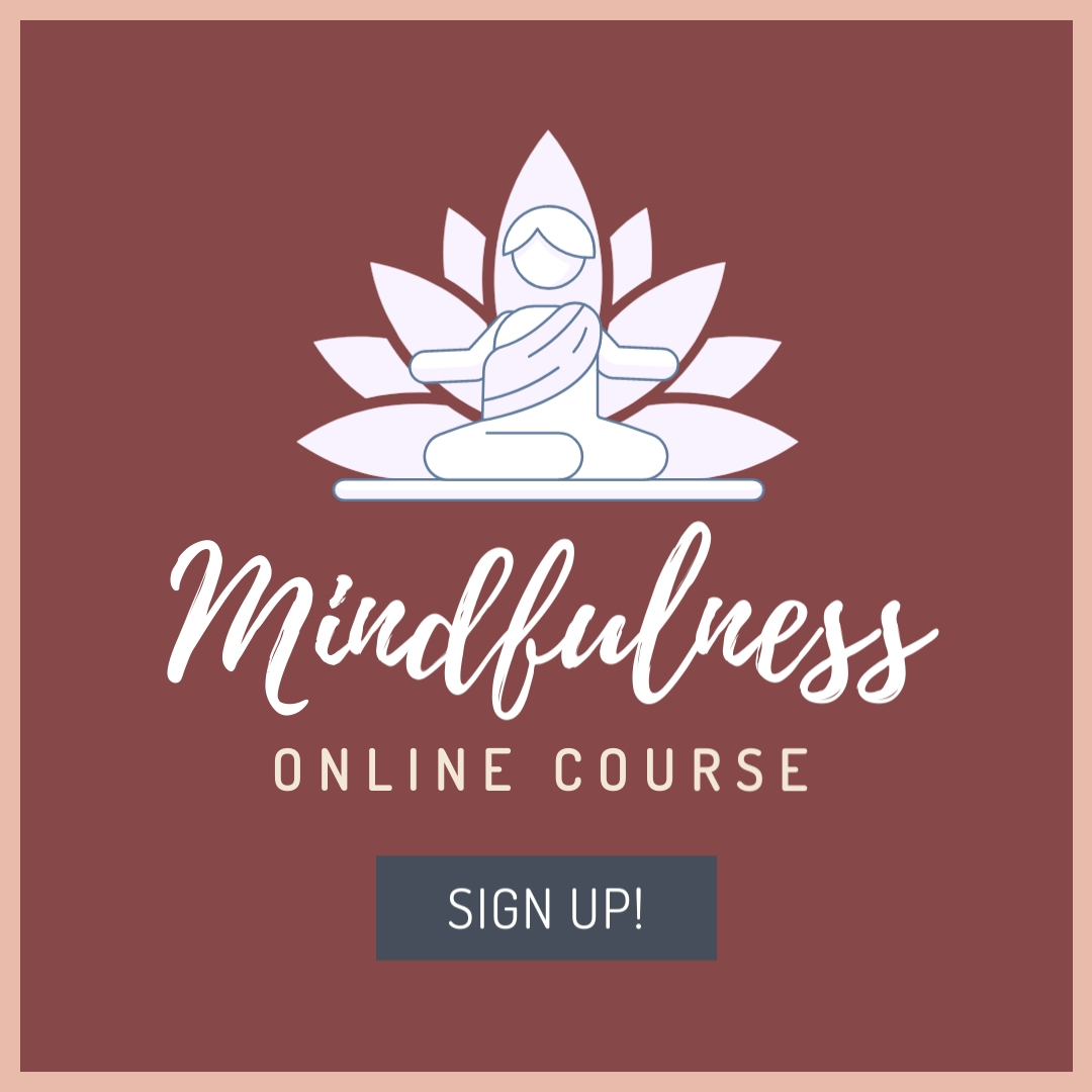 Mindfulness Online Course Square Template