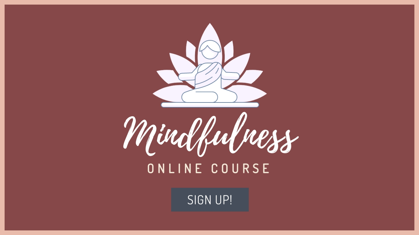 Mindfulness Online Course - Facebook Ad Template