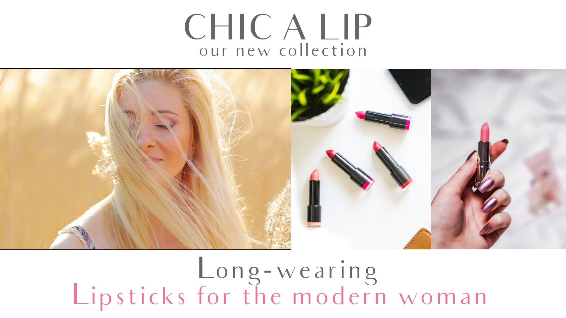 Modern Makeup - Promo Ad Template