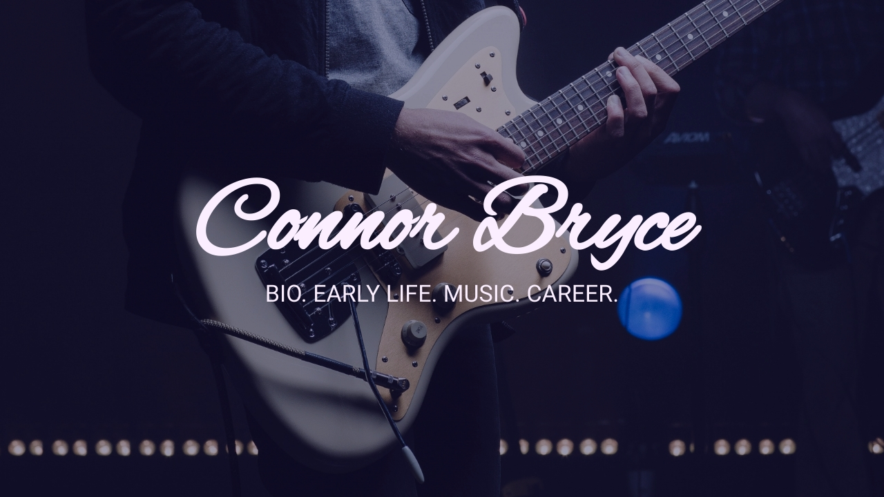 Musician Youtube Video Cover Template