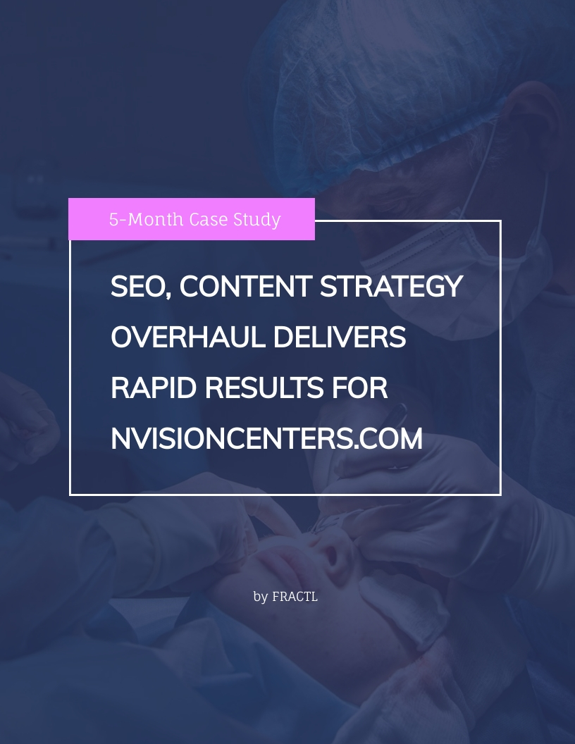 NVISIONCenters Case Study Template