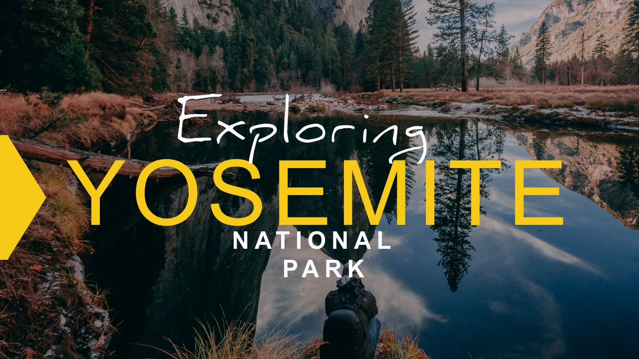 National Park Youtube Video Cover Template