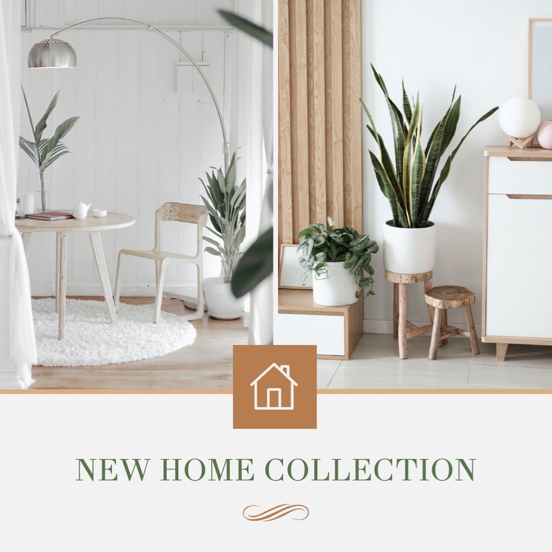 New Home Collection Animated Square Template