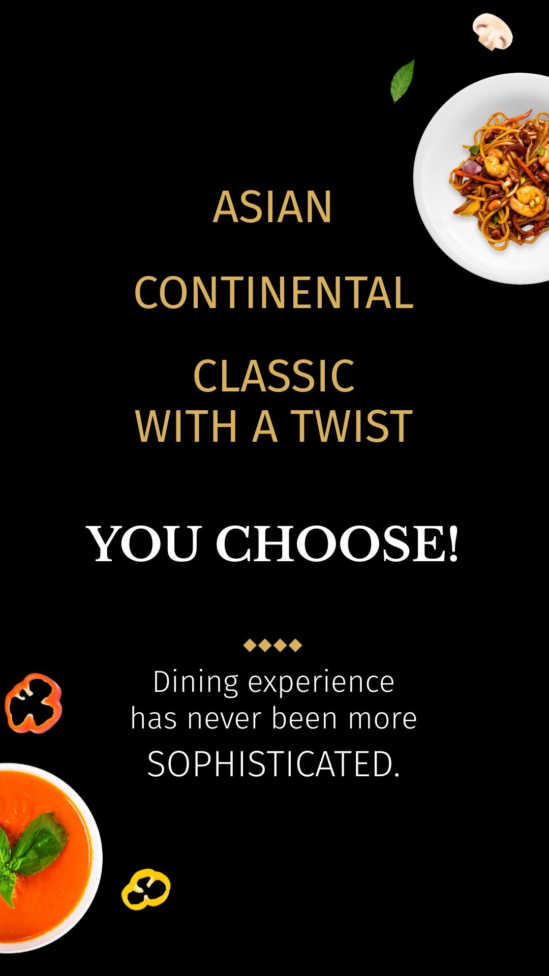 New Restaurant - Instagram Video Ad Template