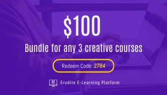 Online Course Gift Card Template