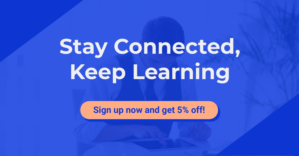 Animated Online Learning - LinkedIn Ad Template