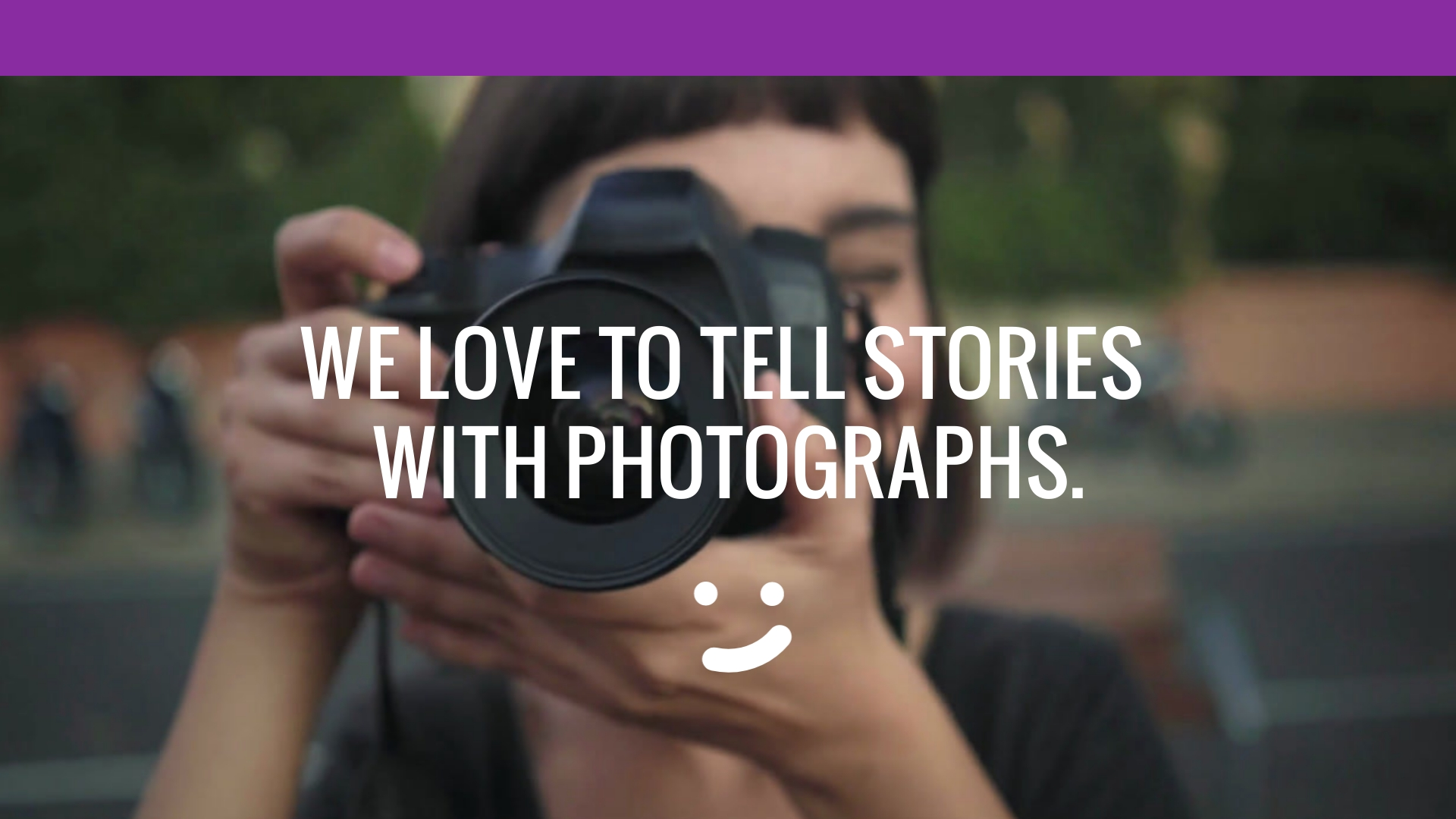 Photography Twitter Video Ad Template