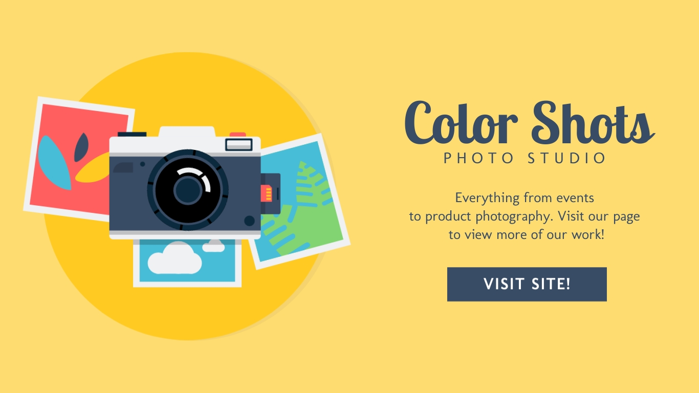 Photography - Facebook Ad Template