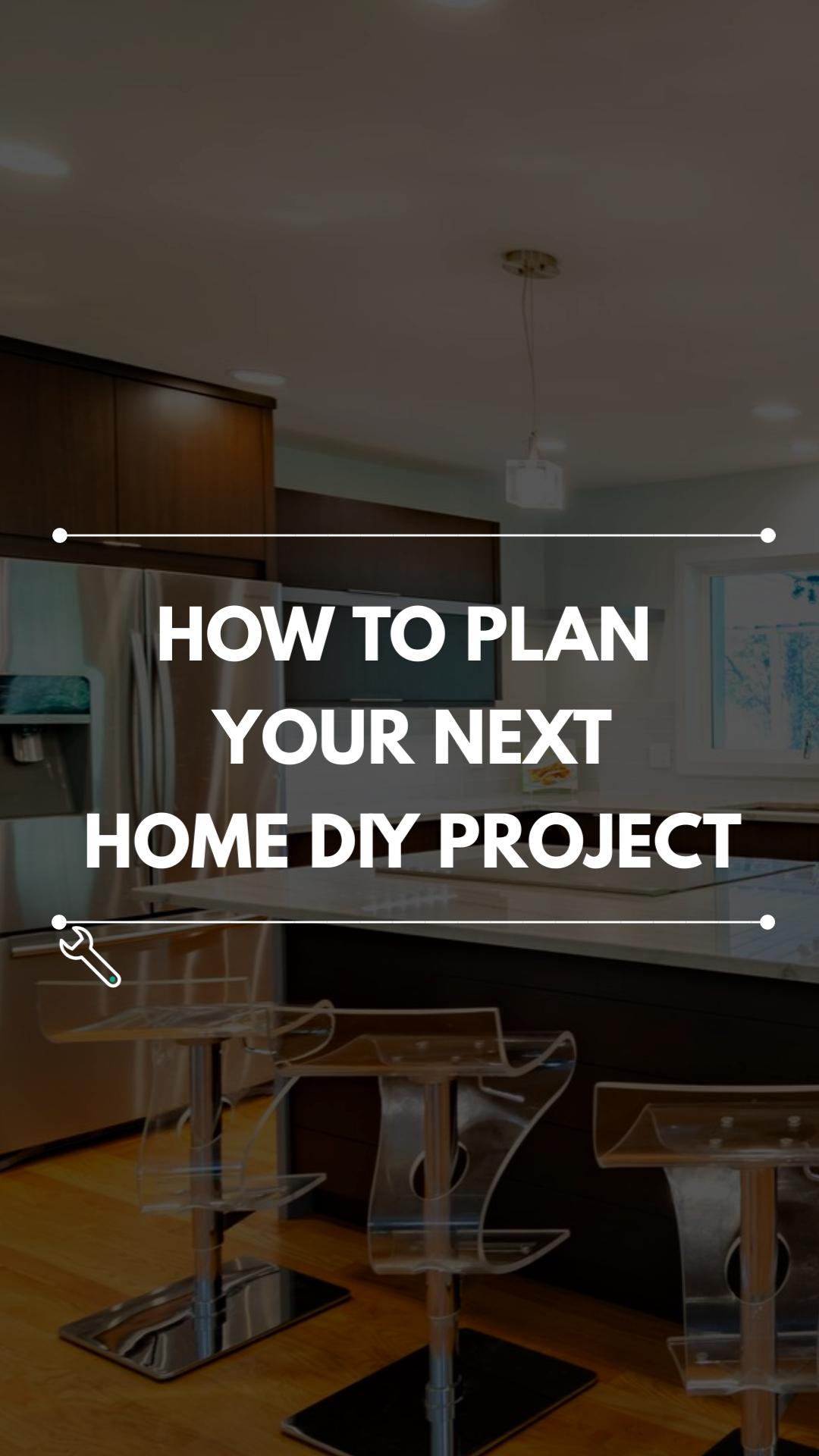 Plan Your Next Home DIY Vertical Template