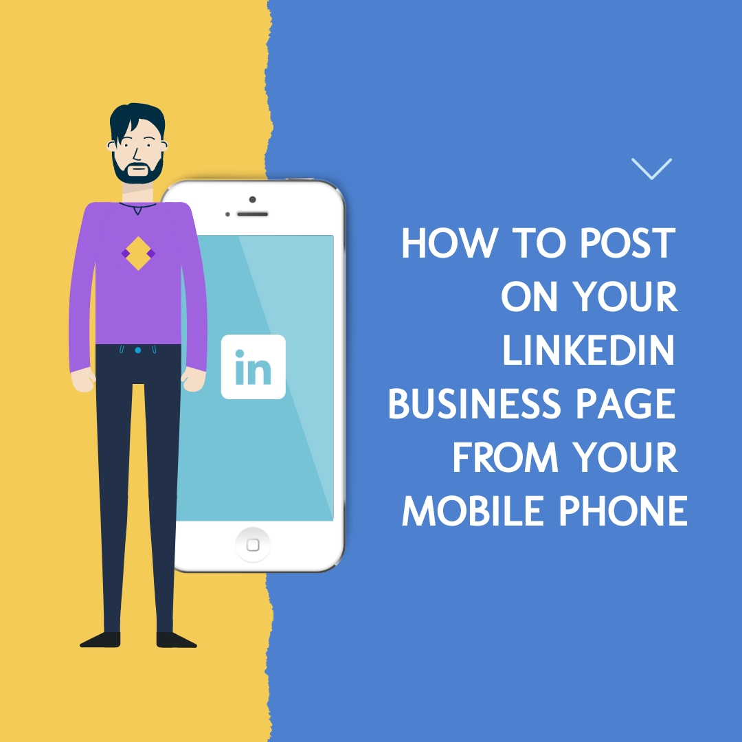 Post LinkedIn Business Page Square Template