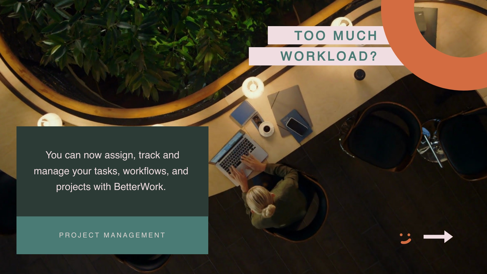 Project Management Software Twitter Video Ad Template