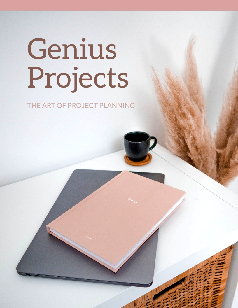 Project Management White Paper Template