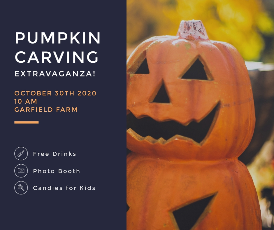 Pumpkin Carving Facebook Post Template