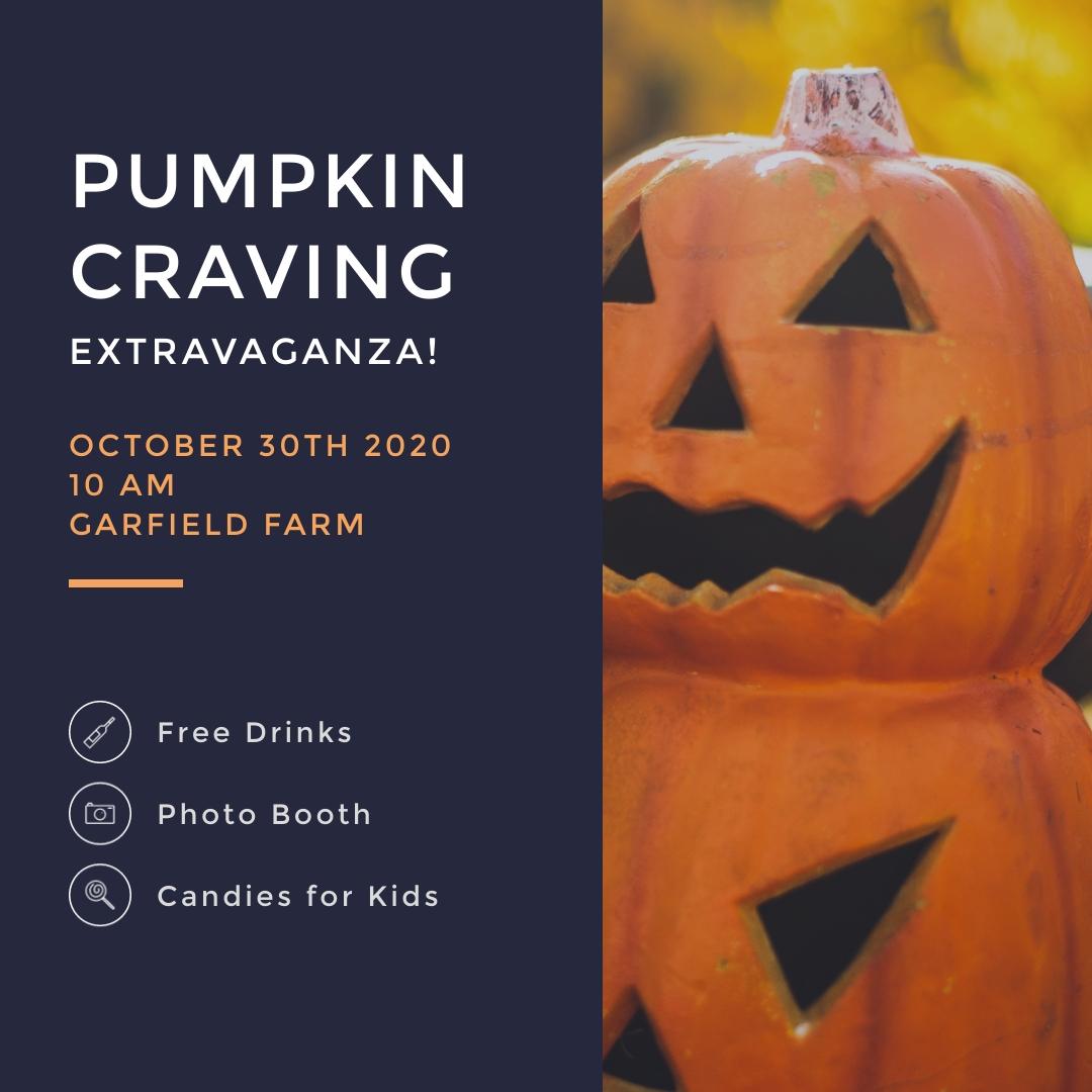 Pumpkin Craving Instagram Post Template