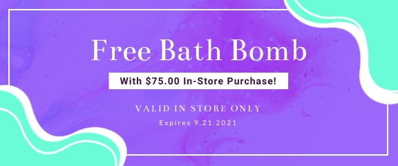 Purple Pink - Coupon Template