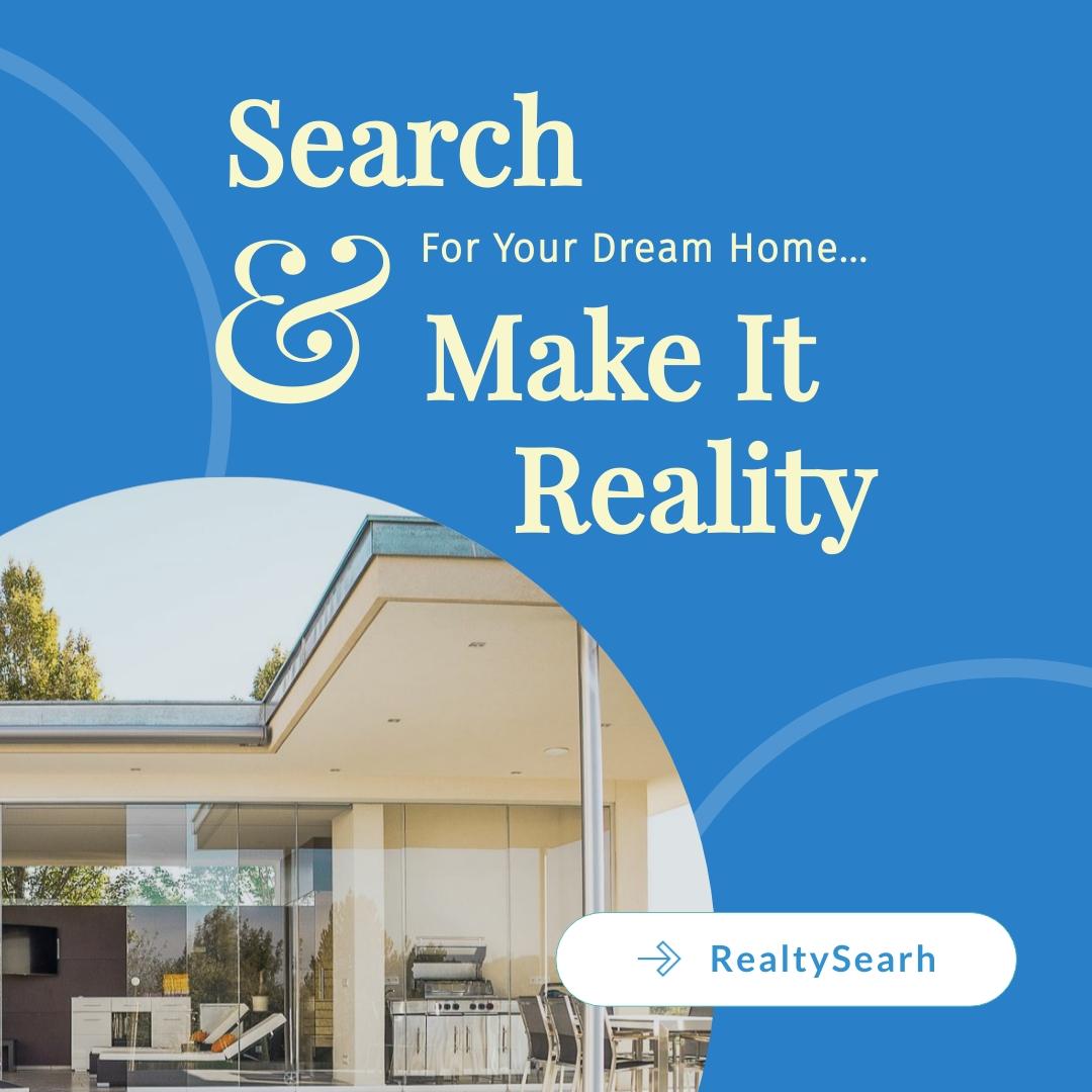Real Estate Bite-Sized Ad Square Template
