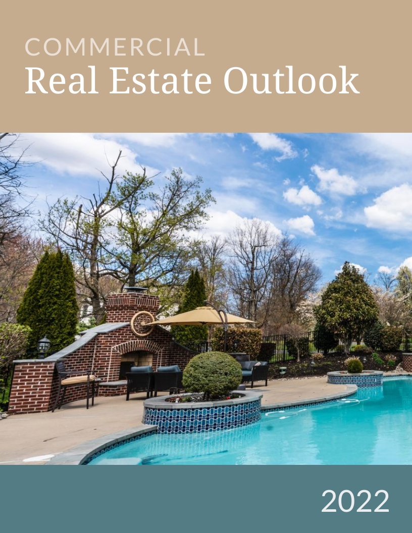 Real Estate Industry Report Template