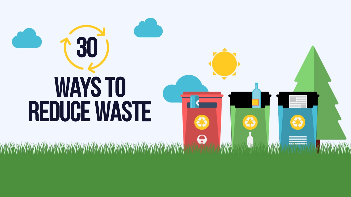 Reduce Waste - Facebook Ad Template