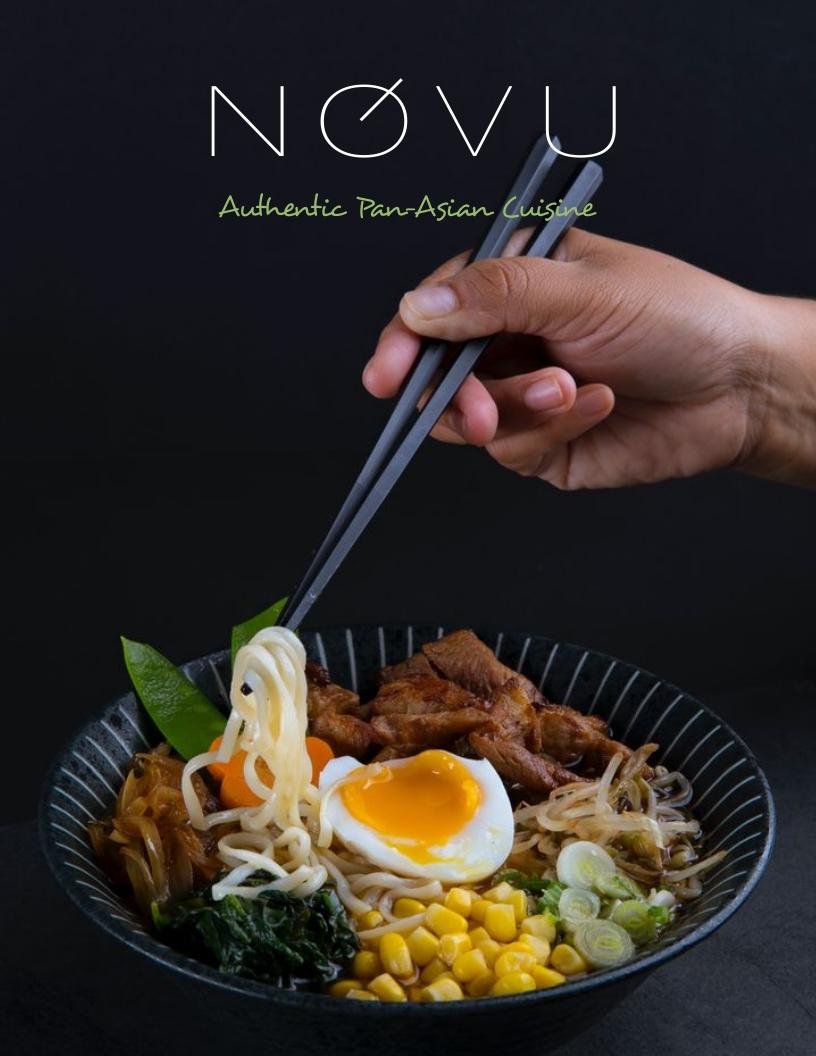Restaurant Press Kit Template