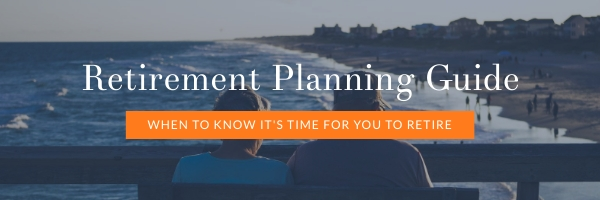 Retirement Planning Guide Email Header Template