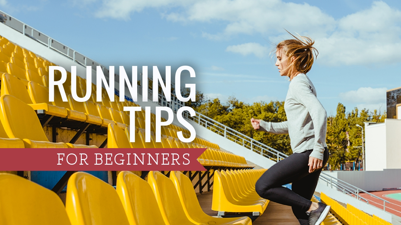 Running Tips Youtube Video Cover Template