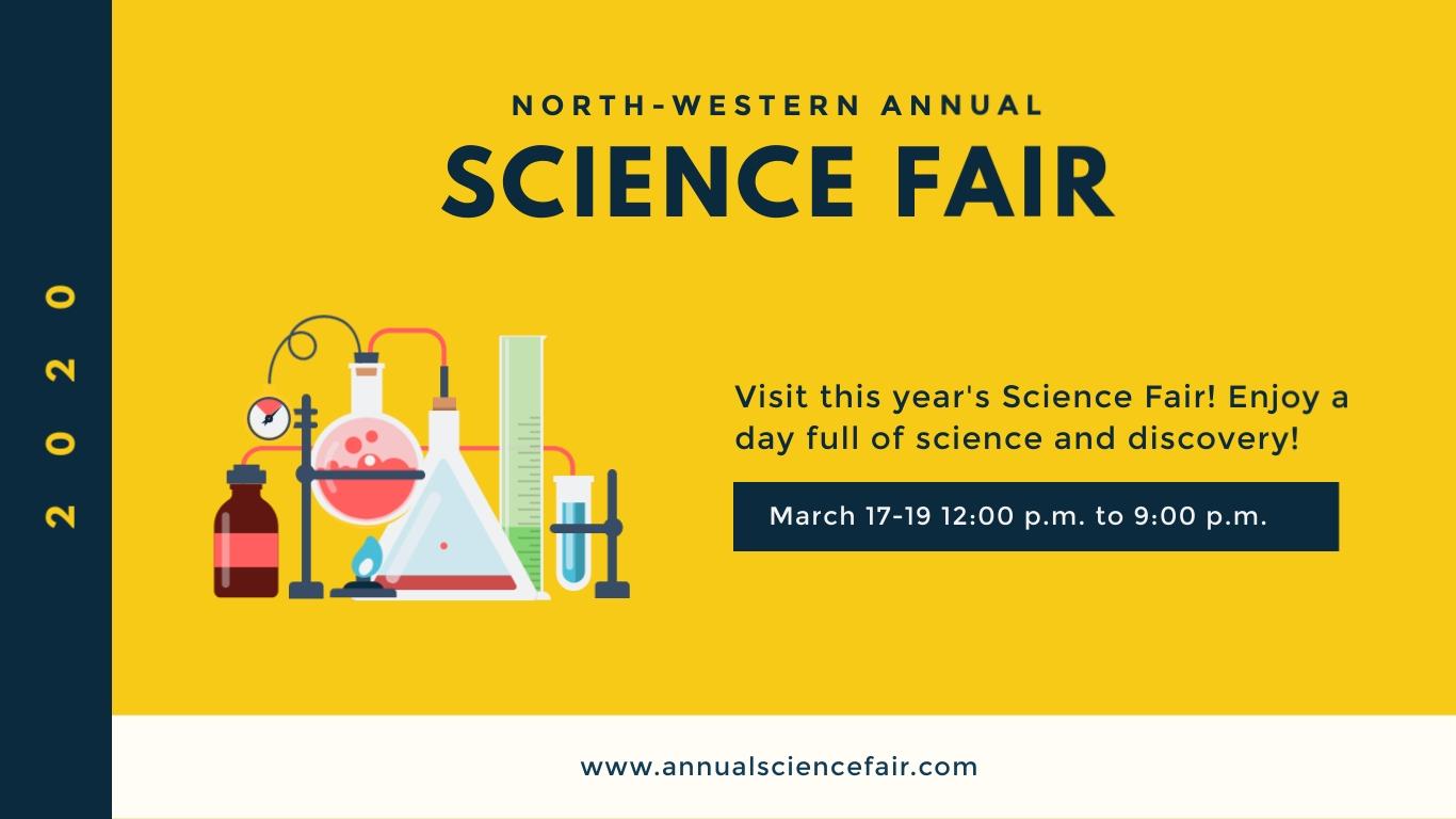 Science Fair Wide Template