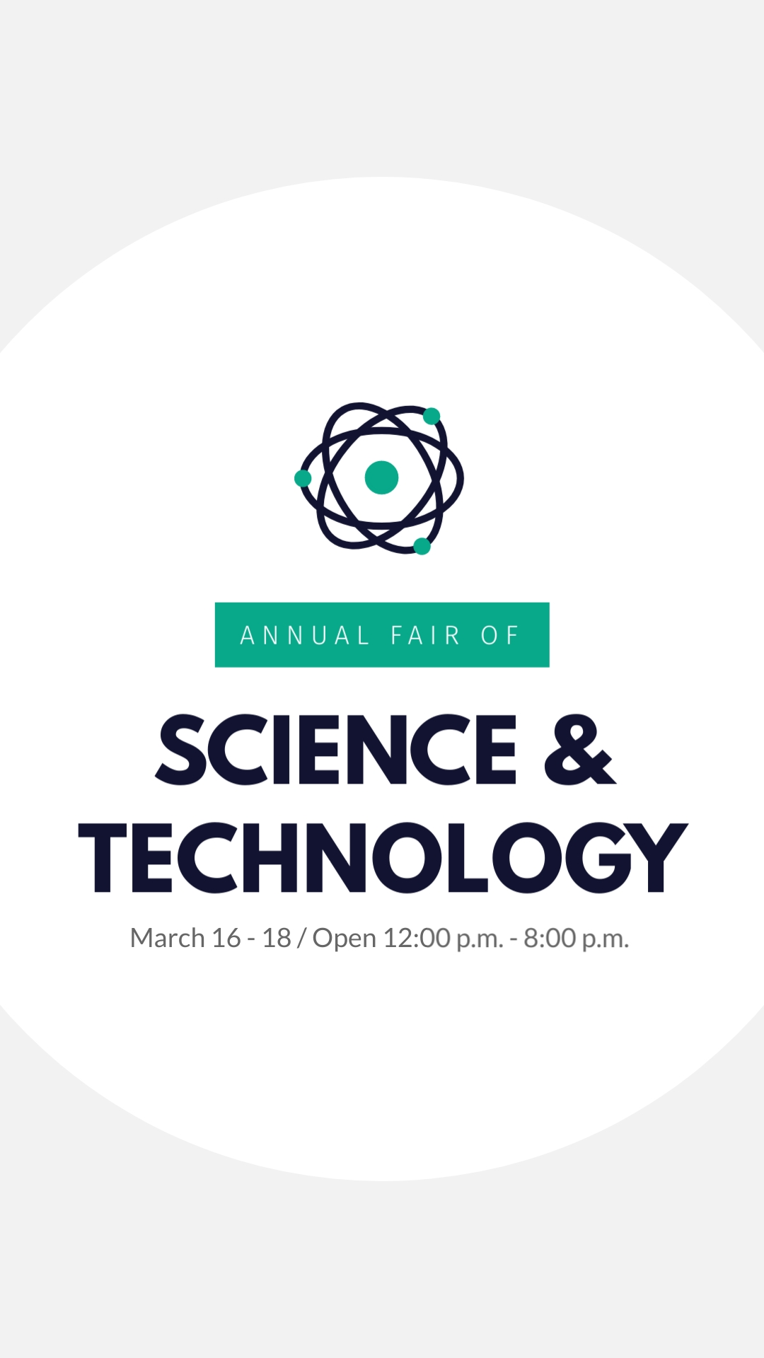 Science and Technology Vertical Template