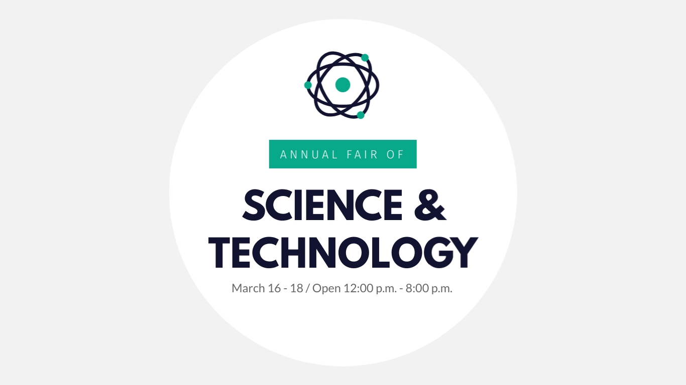 Science and Technology - Facebook Ad Template