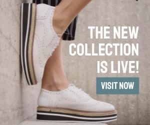 Shoe Shop Medium Rectangle Template