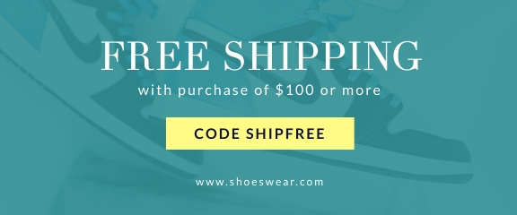 Shoes Wear Coupon Template