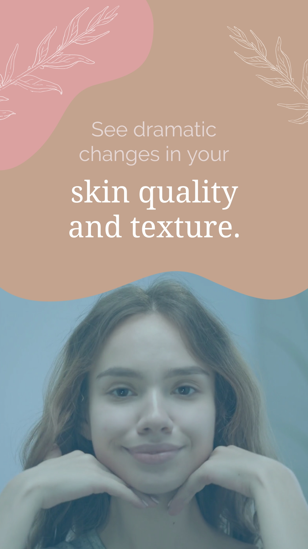 Skincare Product - Instagram Video Ad Template
