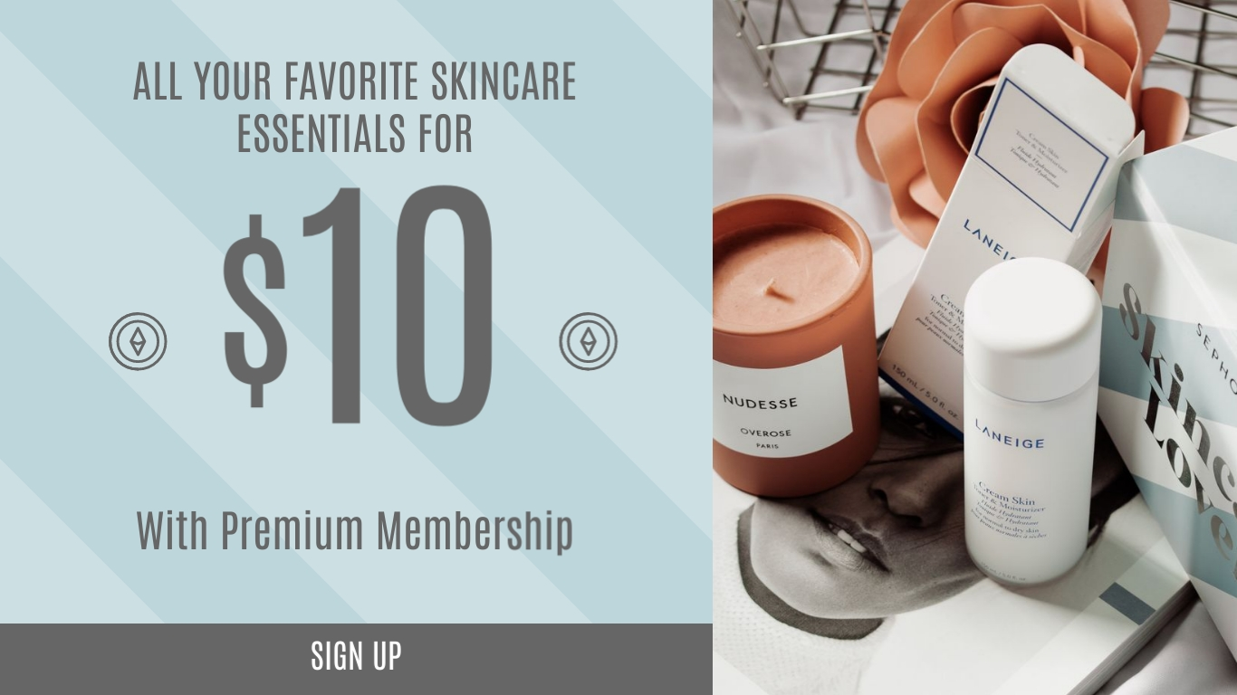 Skin Care Essential - Twitter Ad Template