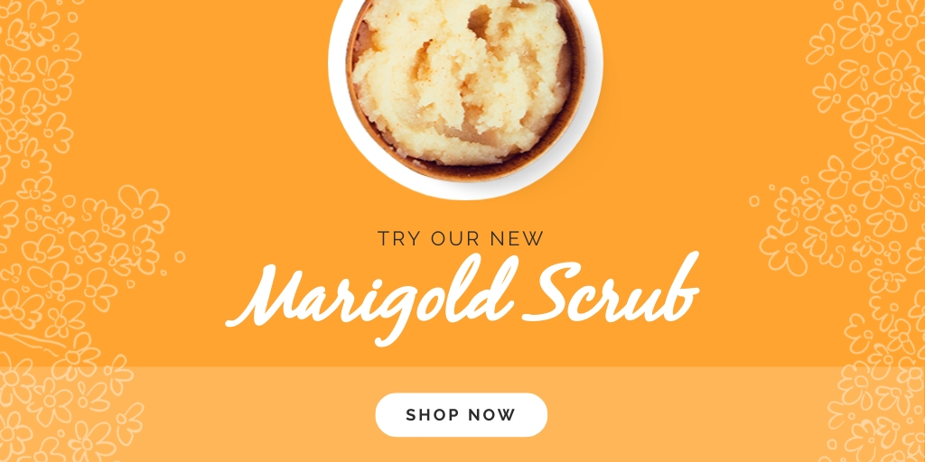 Skincare - Website Header Template