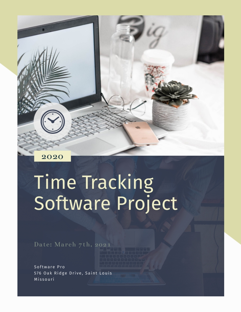 Software - Project Plan Template