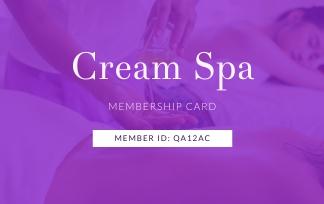 Spa - ID Card Template