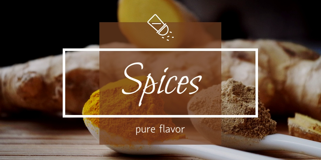 Spices Template
