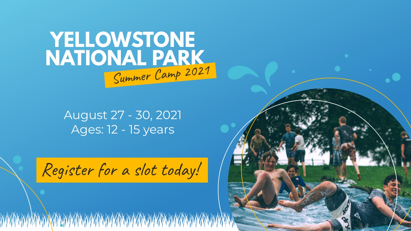 Summer Camp - Facebook Event Cover Template