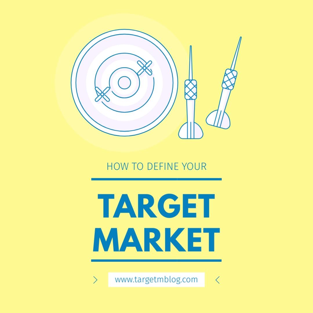 Target Market - Instagram Post Template