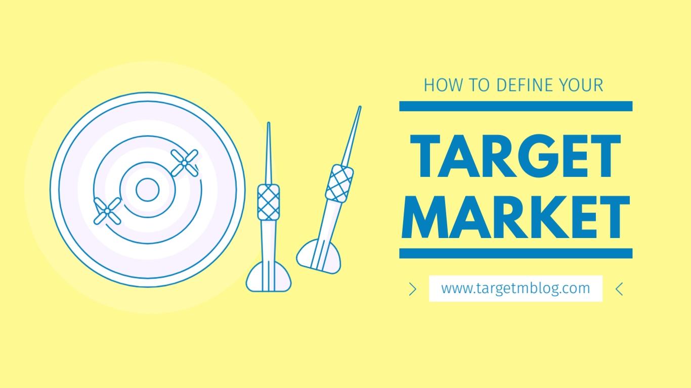 Target Market Wide Template