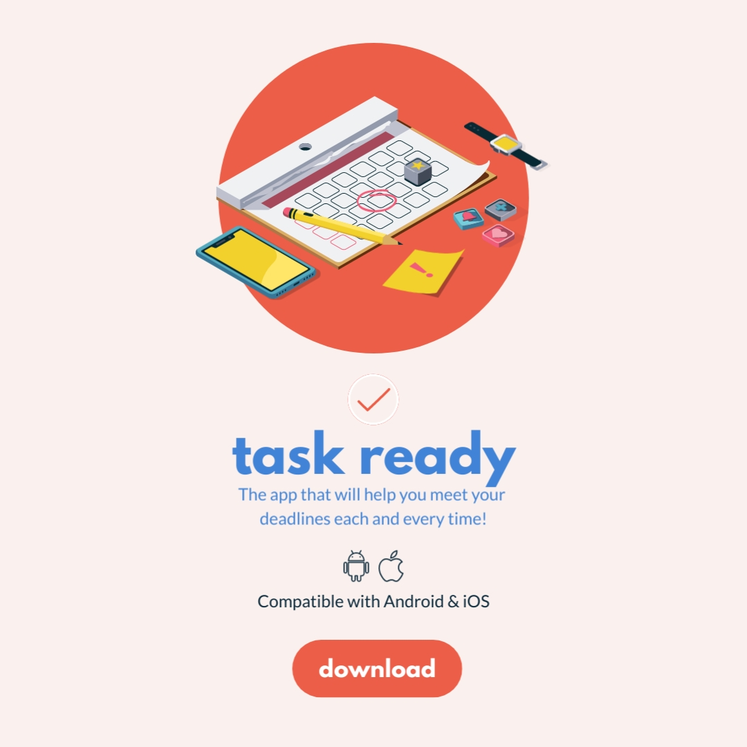 Task Ready App Square Template